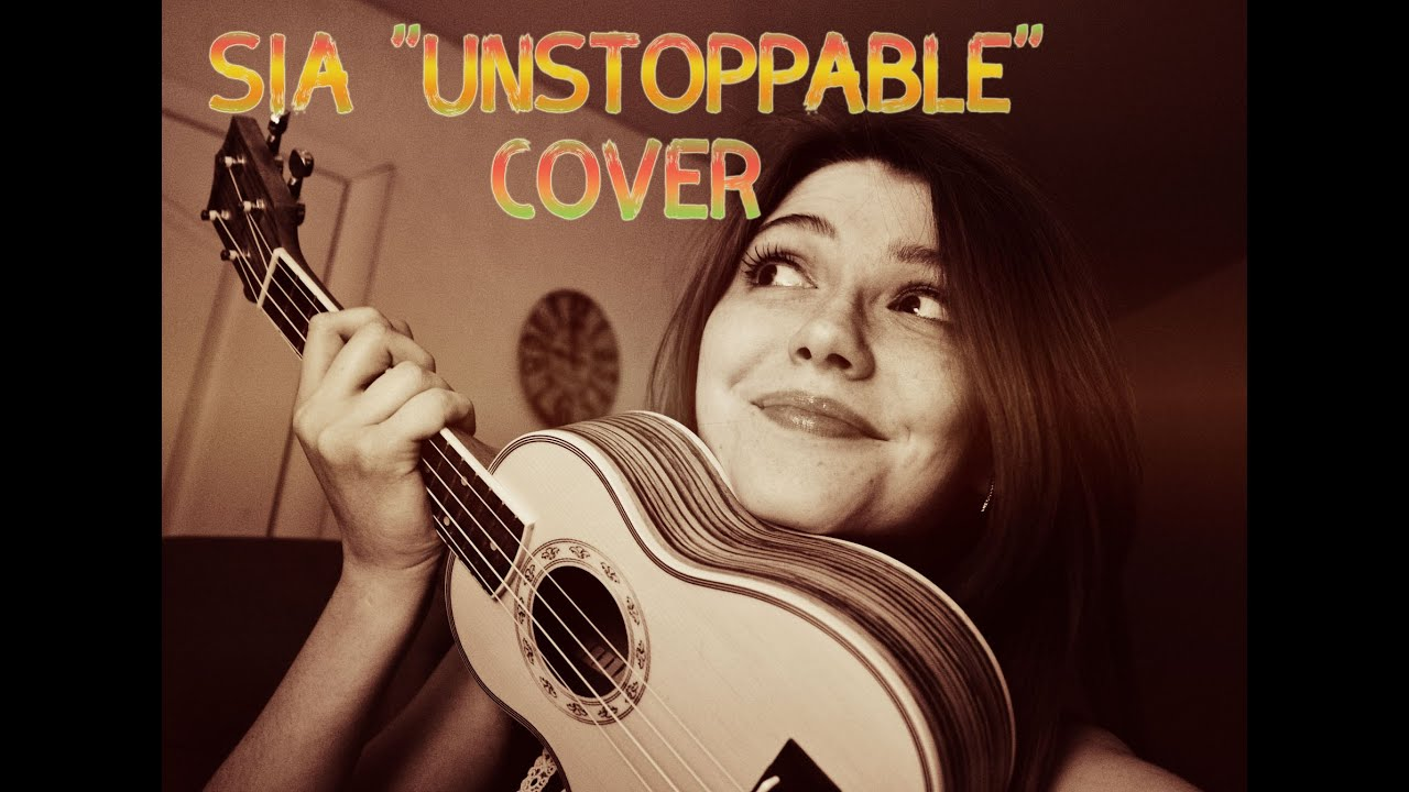 Sia - Unstoppable needs lyrics of the song in Russian letters