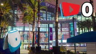 VIDCON 2018 - DAY 0 - JUST GETTING THERE