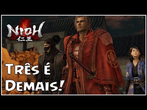 NIOH - LENDÁRIA ESPADA DE SUSANO'O - #34 - Legendado PT-BR PS4 Pro