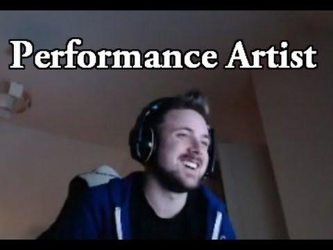 Forsen - Performance Artist [Hearthstone]