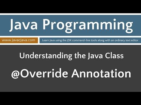 learn-java-programming---@override-annotation-tutorial