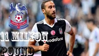 Cenk Tosun - Welcome To Crystal Palace Hd
