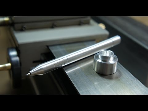 Make Something - Quick Aluminum Pen