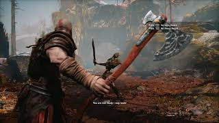 God of War - Prologue #2 (PS4 Pro/4K)