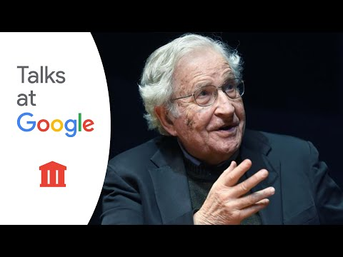 Noam Chomsky 2008 | Talks at Google