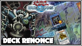 Deck Renoncé | Yu-Gi-Oh Duel Links FR