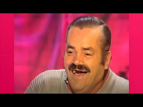 "Laughing Man, ""El Risitas"" Interview - No Subtitles"