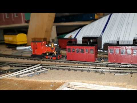 PARKSIDE DUNDAS 009 4-WHEEL VICTORIAN COACH KIT BUILD