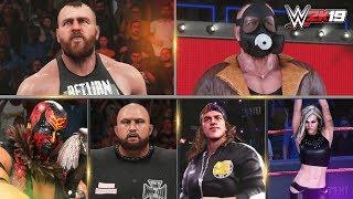 ملحمة WWE 2K19 خلق النجوم يجب عليك أن تنظر تنزيل
