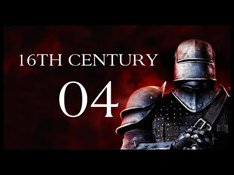 16th Century Warband Mod Gameplay Let's Play Part 4 (SIEGE DOMAIN! HISTORICAL MOD SPECIAL FEATURE)