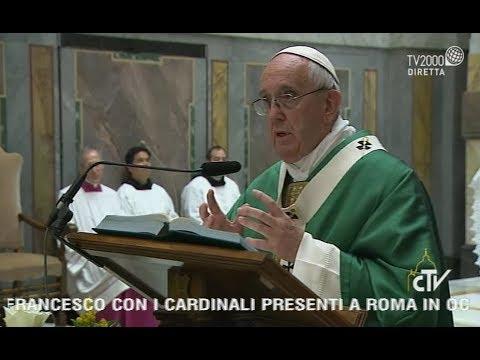 Make Omelia di Papa Francesco nella Messa per il 25esimo della sua ordinazione episcopale Pictures