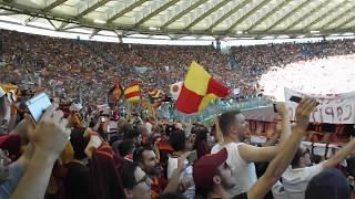 Inno Roma - Roma-Genoa 3-2 Ultima di Totti - 28/05/2017 - Roma Roma Roma