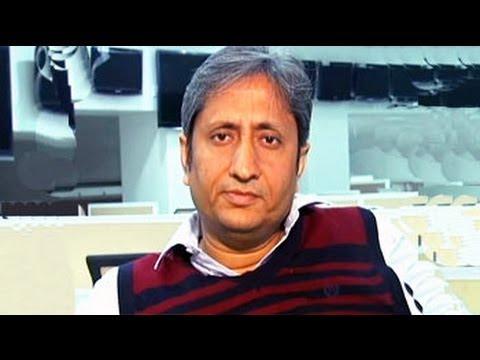 Ravish Kumar speaks about his life in NDTV