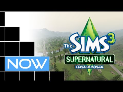 Sims 3 Supernatural Review - NOW