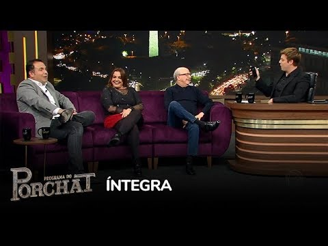Programa do Porchat (completo)   Gottino, Fabíola Reipert e Lombardi (11/07/2018)