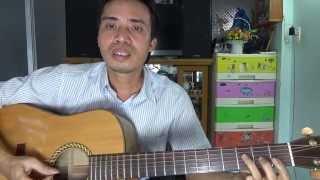 huong dan guitar bolero rai va quat cha phan 2 (full HD1080P)