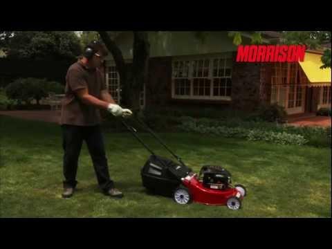 Morrison Petrol Lawnmowers