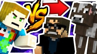 WHO WILL WIN THE COW?! CRAINER OR SSUNDEE?! - Sky Realms