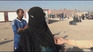 أخبار عربية - أهالي الموصل يلجأون إلى سوريا هربا من تنظيم داعش