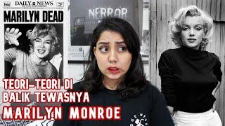 TEORI konspirasi TERMISTERIUS: Marilyn Monroe!!   #NERROR