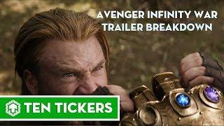 Top 10 + 10 sự thật thú vị trong các Trailer của Avenger Infinity War 2018