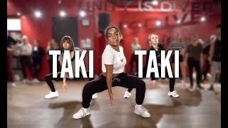 Download TAKI TAKI - DJ Snake (Feat. Selena Gomez, Ozuna, Cardi B) | Kyle Hanagami Choreography Mp3 and Videos