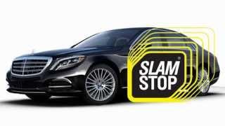 Доводчик двери на Mercedes S600 – Дотяжка автомобильных дверей SlamStop(Доводчик автомобильных дверей SlamStop: http://slam-stop.com.ua/about Обеспечивает автоматическое, плавное закрытие двери..., 2015-04-08T09:05:41.000Z)