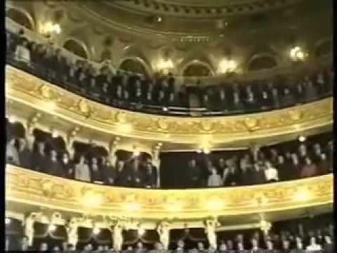 First Performance The National Anthem Of Ukraine . Wmv