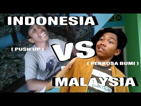 INDONESIA VS MALAYSIA ( Perbedaan 2 Bahasa Wkwkwkwk! )