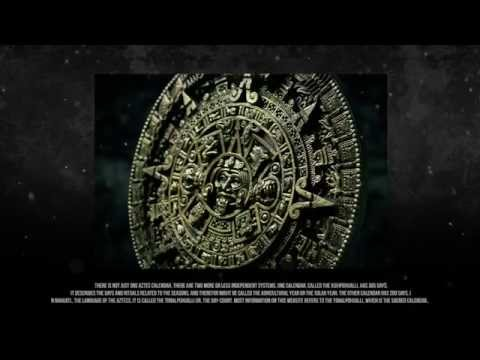 Aztec Calendar / The Sun Stone / Discovered in Mexico City  (HQ) 2015