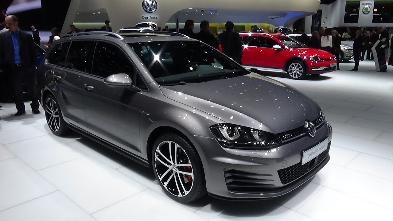 2016 volkswagen golf gtd variant exterior and interior geneva motor show 2015 youtube. Black Bedroom Furniture Sets. Home Design Ideas