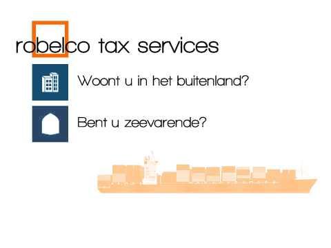 Robelco Tax Services (promo 2)