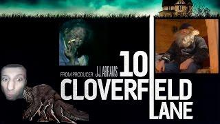Кловерфилд, 10 ( Cloverfield, 10) - смотреть онлайн (русский трейлер 2016)