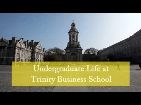 Undergraduate Life in Trinity Business School