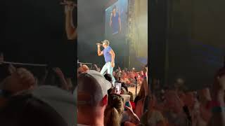 "Luke Bryan ""move"" Jones beach 7/14/19"