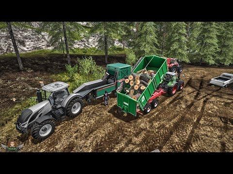 Farming Simulator 17 - Un Nouveau Forestier
