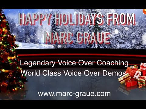 A Christmas Story From Marc Graue!