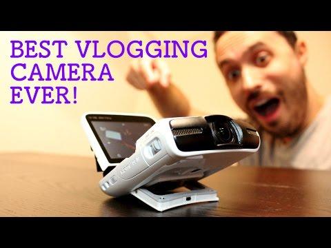 The BEST VLOGGING CAMERA EVER | Canon Legria Mini Review