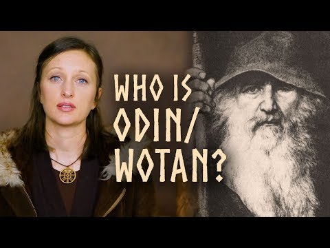 Who is Odin/Wotan? An alternative perspective