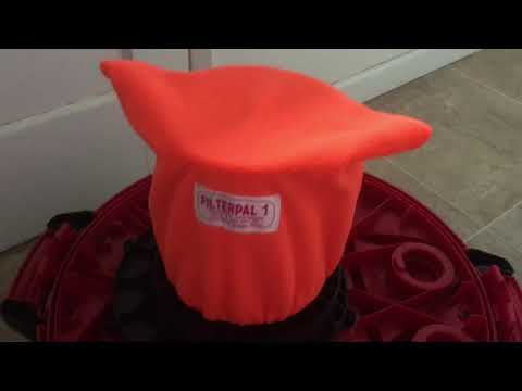 Upgrades to Our Shop Vac Vacuum: HEPA filter and FilterPal Prefilter