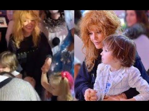 Лиза и Гарри Галкины на Дне Рождения Маргариты Шор, дочки Жасмин - Видео с Ютуба без ограничений