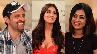 Hrithik Roshan on Tiger Shroff, War, fav Dance moves | Vaani Kapoor | Atika Farooqui | Interview