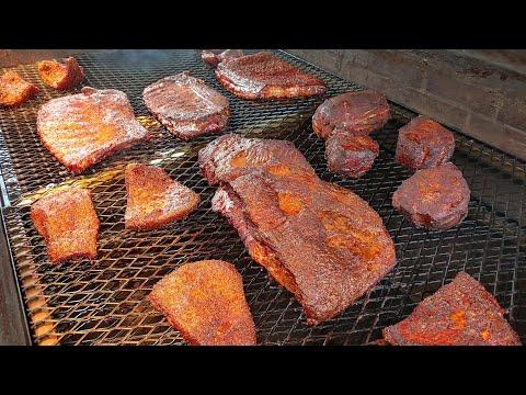 한국에서 리얼 텍사스 바베큐를 !!! 아름다운 고기를 당신에게~