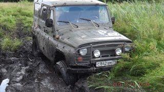 УАЗ на Forward Safari vs Pajero на Simex Jungle(, 2015-07-13T20:17:00.000Z)
