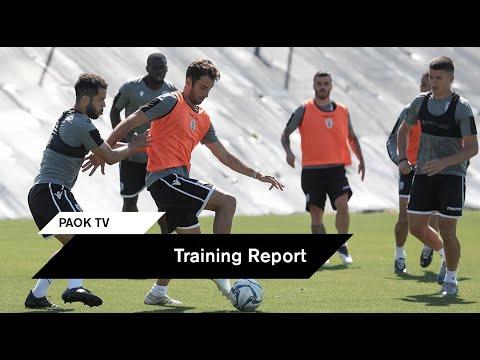 Passing Game και τελειώματα - PAOK TV