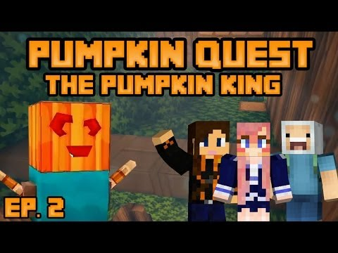 Piggy :3 | Ep. 2 | Pumpkin Quest with Joey and Stacy!