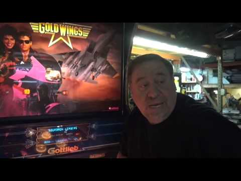 #712 RAVEN, SPECIAL FORCE, & GOLD WINGS Pinball Machines w/ added toys! TNT Amusements