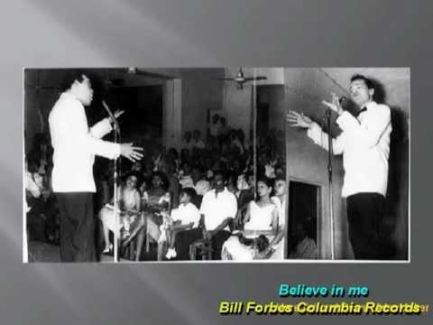 Bill Forbes - Believe in me