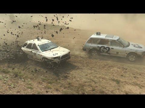 Dahtix Days of Destruction 2017 | HD | Dust, Mud, Water & Jumps