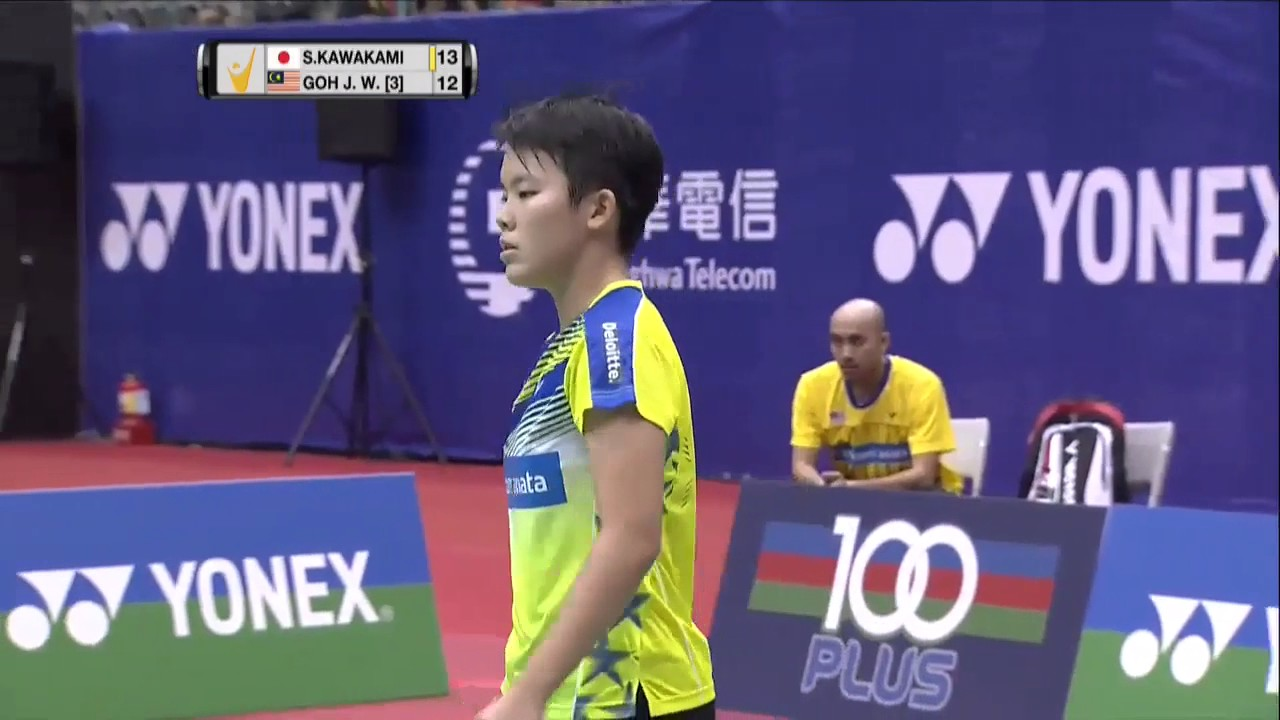 WS Final] Yonex Open Chinese Taipei 2017